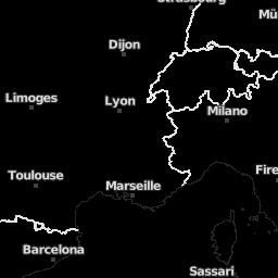 Wetter-Map Europa - Wetter-Radar Europa - Wetterdienst.de